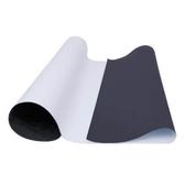 軟白板墻貼 黑板鐵性可擦寫移除掛式貼紙貼家用 cf 全館免運