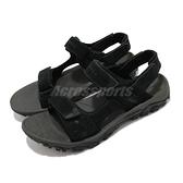 Merrell 涼拖鞋 Moab Drift 2 Strap 黑 全黑 男鞋 越野 登山 休閒鞋 涼鞋 拖鞋 運動鞋【ACS】 ML033121