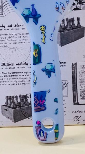 【震撼精品百貨】愛麗絲夢遊仙境_Alice~迪士尼公主系列愛麗絲梳子-粉#21483