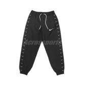 Nike 長褲 NSW Swoosh Pants 黑 白 男款 縮口褲 運動褲 【PUMP306】 CD0422-010