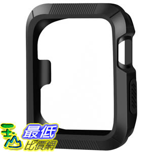 [106美國直購] 手錶保護殼 OULUOQI Apple Watch Case 42mm Shock-proof and Shatter-resistant Protective