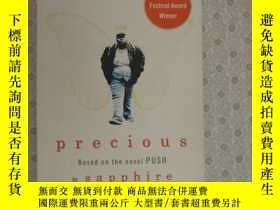 二手書博民逛書店32開英文原版罕見Precious Based on the Novel PushY281995 Sapphi