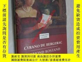 二手書博民逛書店Cyrano罕見de Bergerac (Enriched Cl