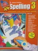 【書寶二手書T1/語言學習_QJE】Spelling & Writing_Grade3