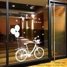 ☆阿布屋壁貼☆休閒單車 A - M尺寸  壁貼