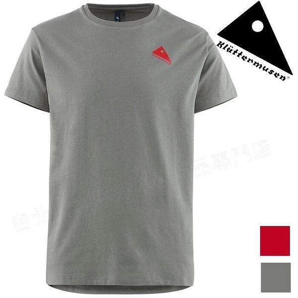 『VENUM旗艦店』Klattermusen 攀山鼠 有 機棉彈性短袖T恤 Runa Commitment 男 KM20639M01