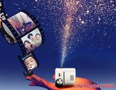 2019新款微麥m100微型投影儀家用小型便攜式手機wifi無線投影機迷你高清1080pMKS摩可美家