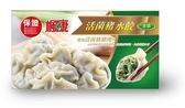 【買一送一】楓康活菌豬水餃(韭菜) 575g