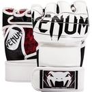【VENUM旗艦店】VENUM 拳套 拳擊手套 白 綜合格鬥 UFC 自由搏擊 MMA 露指 手套