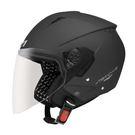 [東門城] ASTONE RST 素色 彈性黑 3/4罩安全帽 通風佳 輕量化