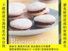 二手書博民逛書店Biscuit罕見and Slice Bible (Cookin