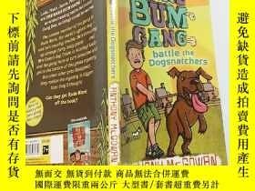 二手書博民逛書店the罕見bare bum gang:光棍幫Y200392