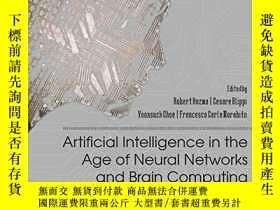 二手書博民逛書店Artificial罕見Intelligence In The Age Of Neural Networks An