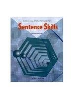 二手書博民逛書店《Sentence Skills, 8/e Internatio