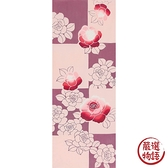 【日本製】【和布華】 日本製 注染拭手巾 紅玫瑰圖案 SD-5039 - 和布華