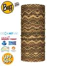 【BUFF 西班牙 Coolnet抗UV頭巾《堅果波浪》】125053/涼感/圍脖/帽子/口罩/圍巾