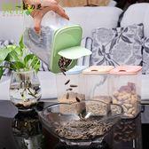黑五好物節 炫彩掀蓋式食品密封罐糧食米桶干貨面粉雜糧保鮮收納盒【櫻花本鋪】