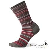 Smartwool 女 Ethno Graphic 中長襪『灰褐』SW003901 美國製|保暖襪|登山襪|運動襪