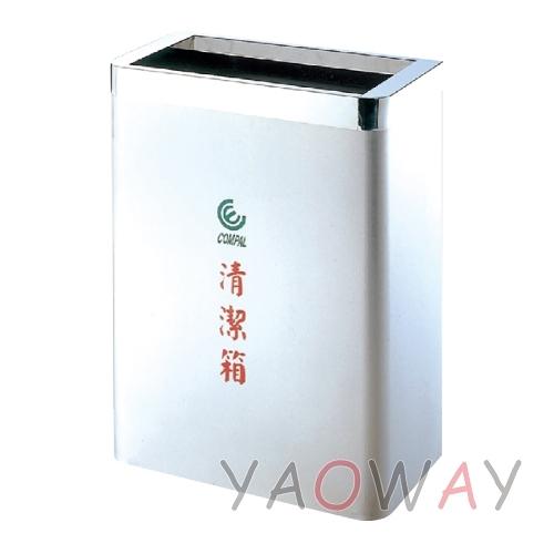 【耀偉】開放式單分類不銹鋼垃圾桶ST1-700B【超大商品運費請另外確認】