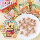 泰國 LOTTE 樂天 小熊餅乾禮盒 1...