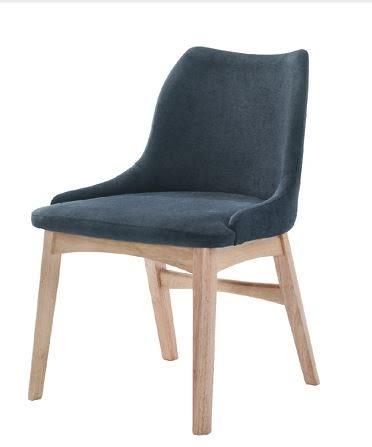 【南洋風休閒傢俱】餐椅系列-邦妮實木布餐椅  咖啡餐椅 造型餐椅 JX245-5