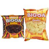 BIGGA  代可可脂巧克力風味/牛奶風味 玉米點心(18g/45g) 款式可選【小三美日】