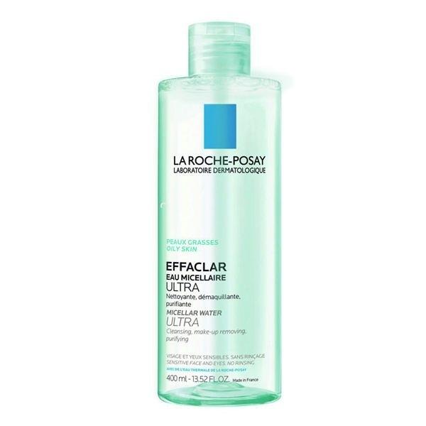 La Roche Posay 理膚寶水 清爽控油卸妝潔膚水 400ml