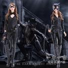萬聖節服裝 Cosplay蝙蝠俠歸來貓女服裝萬圣節cos漫威電影貓女BlackCat演出服