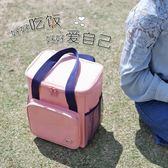 蛋糕冰袋保冷袋手提便當保溫包大號加厚鋁箔防水飯盒袋便攜保溫袋CY  韓風物語