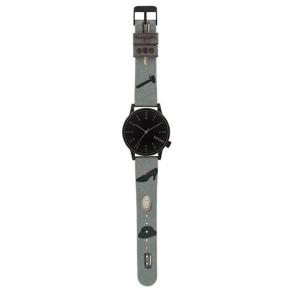KOMONO X Magritte Winston系列聯名腕錶-夢的關鍵/41mm