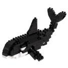 《 Nano Block 迷你積木 》NBC_333 殺人鯨 / JOYBUS玩具百貨