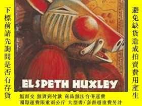 二手書博民逛書店Murder罕見On SafariY255562 Elspeth Huxley Viking 出版1989