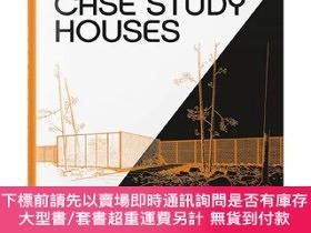 二手書博民逛書店Case罕見Study Houses,房屋設計個例研究 建築設計Y363539 Julius Shulman