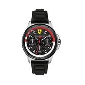 FERRARI 法拉利極勁橡膠帶腕錶/新加坡/FA0870014