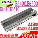 DELL 電池(原廠最高規)-戴爾 LATITUDE E6400,E6410,E6500,E6510,MP307,MP303, FU268, FU272, FU274,4M529