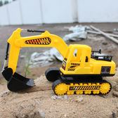 新年鉅惠 兒童遙控車挖掘機雙通道無線遙控挖土機男孩電動玩具車工程車模