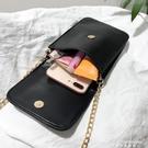 手機包新款迷你放手機的小包百搭韓版可愛斜...