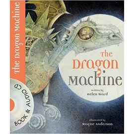 【麥克書店】THE DRAGON MACHINE/英文繪本附CD 《奇幻.想像》