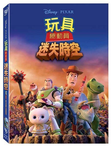 玩具總動員 迷失時空 DVD (音樂影片購)