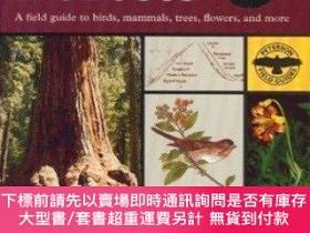 二手書博民逛書店A罕見Field Guide To California And Pacific Northwest Forest