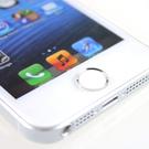 指紋辨識貼 Home鍵貼 iPhone 5S 6 Plus iPad 按鍵貼 鋼化玻璃膜 保護貼