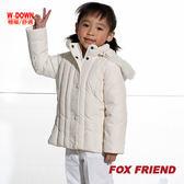 Fox Friend橋登 女童羽絨外套298