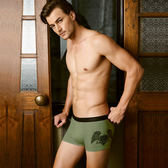 【MG-DAYNEER】時尚貼身系列-奈納鍺四角褲(冰河綠) (未滿2件恕無法出貨,退貨需整筆退)