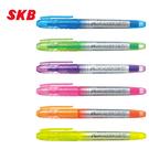 SKB IK-12 螢光筆(4.0mm) 12支 / 打