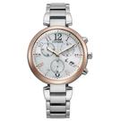CITIZEN 星辰 光動能時尚三眼計時手錶 FB1454-52A 廣告款/35mm