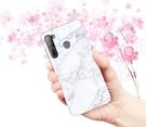 [U20 軟殼] HTC U20 (5G) 手機殼 外殼 雪花大理石