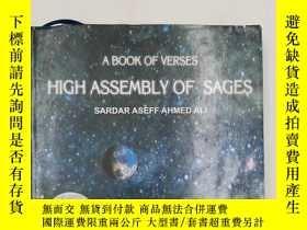 二手書博民逛書店a罕見book of verses High Assembly