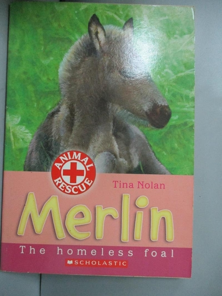 【書寶二手書T5/原文書_CZI】Merlin the Homless Foal (Animal Rescue)_Tina Nolan