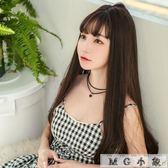MG 假髮-長直髮隱形無痕長卷髮大波浪假髮