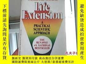 二手書博民逛書店Life罕見Extension: A Practical Sci
